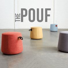 Grab a Pouf and have a seat. The Kona Pouf's integrated handle and light-weight…