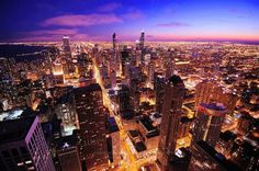 Our kind of town, Chicago is..