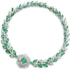 Piaget Roses necklace