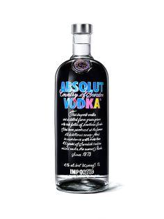 Absolut Vodka Andy Warhol