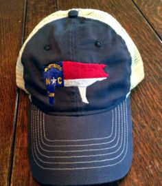 394faaa2d2c Cheshire Pork by Heritage Farms - NEW Cheshire Pork NC Flag Embroidered Hat  FREE SHIPPING!
