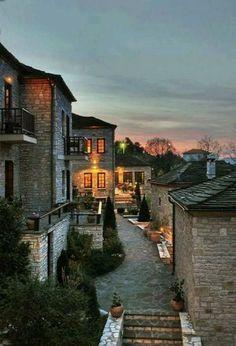 Zagori, Epirus, Greece♡