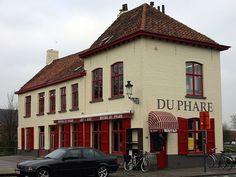 Du Phare Bar & Restaurant  Sasplein 2, 8000 Brugge