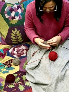 Today it's all about yarn :-)