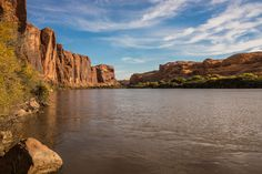 Photograph Red Rock River by T Dingle on 500px