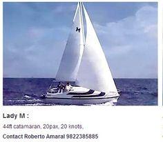 Lady M : Boats