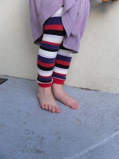 footless tights knockoff
