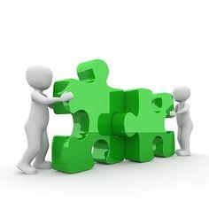 Puzzle, Coopération, Partenariat