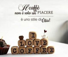 Il caffè non è solo un piacere...