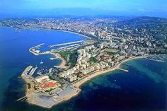 Cannes...take me back there asap! I can see my old apartment in this photo!