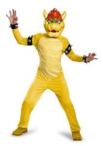Suit costume frog mario