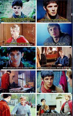 Ask Merlin...