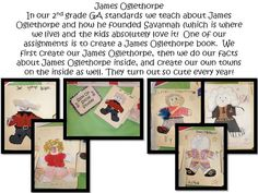 The Land of 2nd Grade: Reading Goals and James Oglethorpe