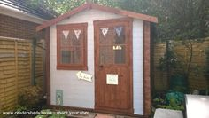 Glam Shed