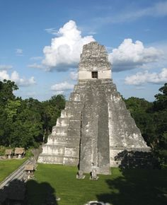 Mayan Tikal. Maya Architecture, Maya Civilization, Tikal, Archaeological Site, Ancient Civilizations, Central America, Luxury Travel, Places To See, National Parks
