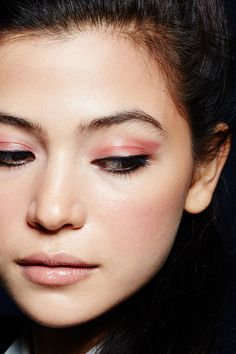 How To Do Every Fall Look With Just 5 Products #refinery29  http://www.refinery29.com/fall-beauty-inspiration#slide21  Behold: a brand-new way to add cranberry to your fall beauty regimen.
