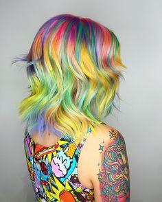 148 Best Hair: Color images in 2016 | Hair, Pastel hair