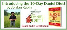 Jordan Rubin Daniel Diet | Daniel Fast