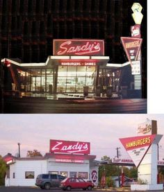 Used to be Sandy's Drive In, then Zandy's then closed.  Great Falls, Montana
