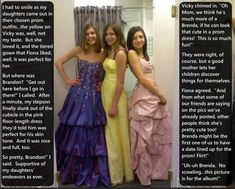 Not 2 Brite TG Captions: Bonus prom cap: First one with a date Ombre Prom Dresses, Prom Dresses Long With Sleeves, Backless Prom Dresses, Dresses For Teens, Homecoming Dresses, Male Chastity Captions, Humiliation Captions, Male Humiliation, Prom Captions