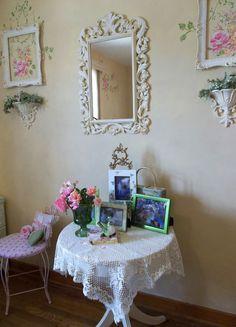 ART GALLERY PETROS PAINTINGS: Romantic Room art gallery petros my paintings art angels
