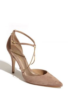 Delman 'Gayle' Pump from Nordstrom's.  Glorious!!
