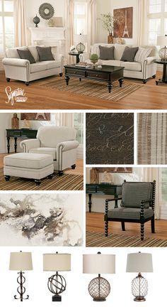 Milari Sofa U0026 Loveseat   Ashley Furniture