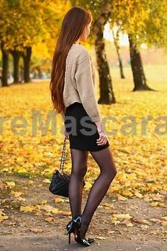 Walking in the Park #pantyhose #sexy #ladies #women #ladyproducts #lush #smooth #fashion #stunning #legs #glamour