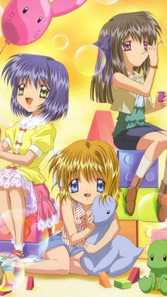 air Part 7 - - Anime Image Manga, Anime, Air Air, Tv, Favorite Things, Friends, Display, Backgrounds, Amigos