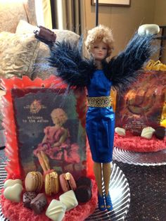 #EffieBarbie LOVE chocolate.