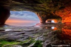 Image result for sea caves