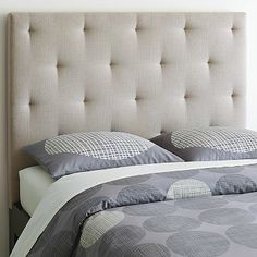 DIY Headboard - another idea for Alison's bed