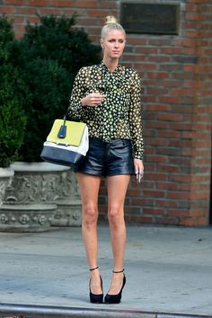 Nicky Hilton - love this outfit!