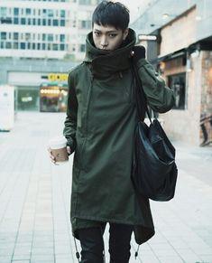 Monochrome Fashion, Dark Fashion, Urban Fashion, Fashion Mode, Fashion  Trends, Fashion fa9514af31