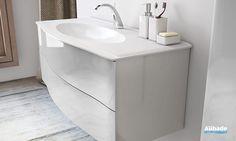 meuble de salle de bains plan de toilette decotec epure