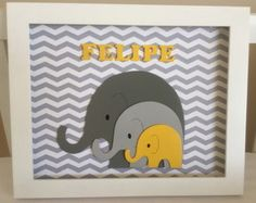 Enfeite de Maternidade Elephant Quilt, Baby Elephant, Quilt Baby, Cushion Embroidery, Photo Frame Design, Wall Art Crafts, Baby Sheets, Baby Posters, Baby Frame