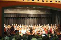 Treble in the Classroom: Dreams, Wishes, and Fairy Tales 2014 Concert Theme
