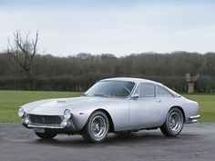 1964 Ferrari 250 GT Lusso  Maintenance/restoration of old/vintage vehicles: the material for new cogs/casters/gears/pads could be cast polyamide which I (Cast polyamide) can produce. My contact: tatjana.alic@windowslive.com