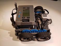 1. Bumping Robots - Robot - Robot Mesh