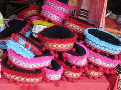 Hmong hats for sale