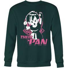 Super Saiyan Pan Daughter Men Sweatshirt T Shirt - TL00513SW