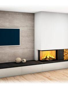 Living Room Decor Fireplace, Home Fireplace, Living Room Tv, Fireplace Design, Kitchen Room Design, Interior Design Living Room, Living Room Designs, Home Entrance Decor, Home Decor
