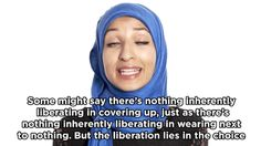 My Hijab Has Nothing To Do With Oppression. It's a feminist statement.