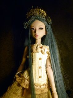 Preorder Lyseron in Pure ivory and Exotic tan! | Once Upon a Doll ...