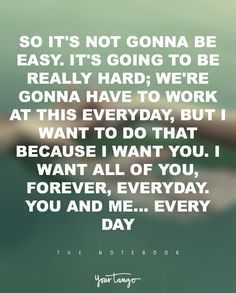 Quotes and inspiration about Love   QUOTATION – Image :    As the quote says – Description  50 Romantic Quotes That'll Remind You Why Love Is ALL That Matters