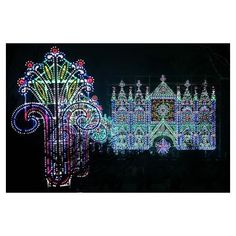 Awesome LED Art Sculptures | Our world - animals, beautiful nature,... ❤ liked on Polyvore