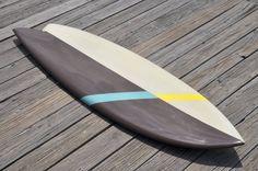 Asymmetric Surfboard by Saturdays Surf NYC and Rick Malwitz