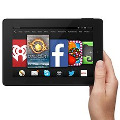 Fire HD 7, 7″ HD Display, Wi-Fi, 8 GB – Includes Special Offers, Black | Toys Discounts Superstore Sale Price: $139.00