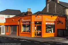 The Corner Bakery In Terenure (Dublin) - New Years Day 2013 Corner Bakery, Erin Go Bragh, Dublin City, Bakery Design, Street Photography, Ireland, Irish, Bucket, Dreams