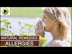 Knowing These Natural Remedies Will Make You Forget About Allergies